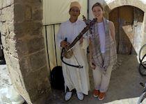 Exploring Medina in Essaouira