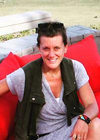 Katie in Africa