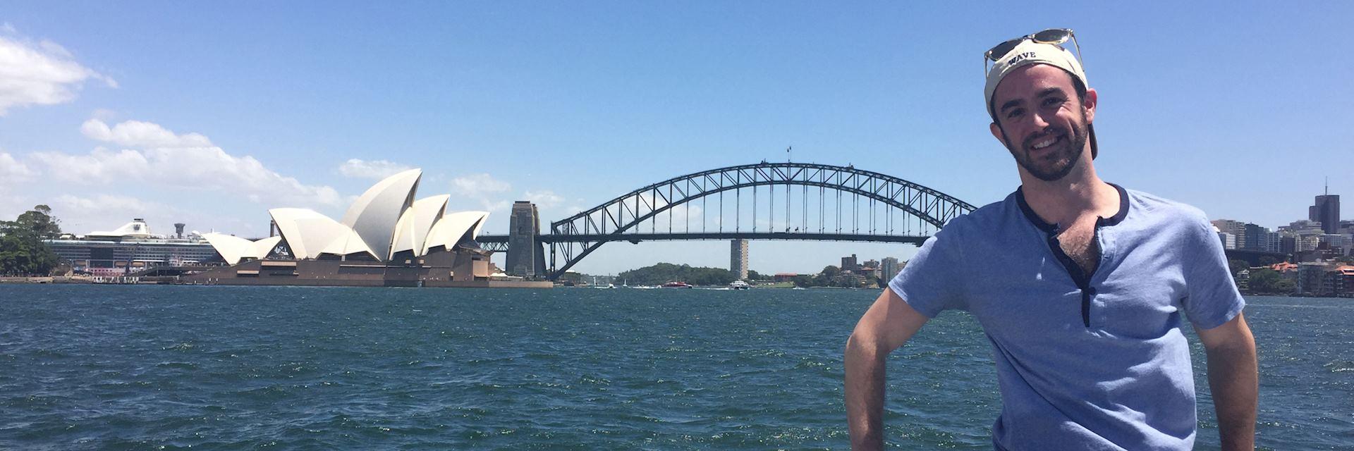 Matt in Sydney, Australia