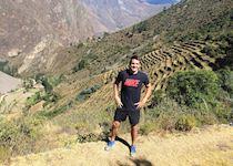 Purmamarca hike in the Sacred Valley Peru