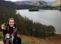 Shannon in the Lake District, England