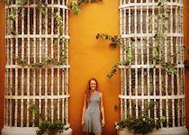 Tyler exploring Cartagena, Colombia