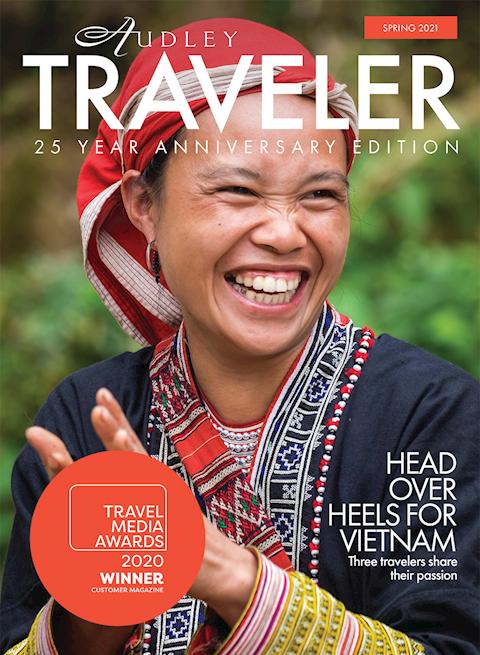 Spring Traveler 2021 Brochure Cover