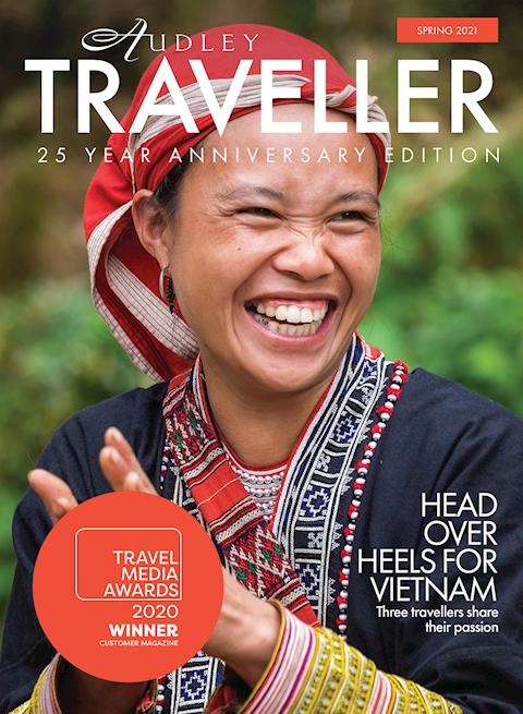 Spring Traveller 2021 Brochure Cover
