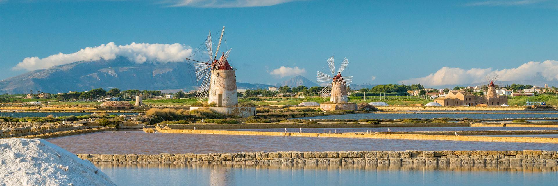 Saline dello Stagnone, Sicily