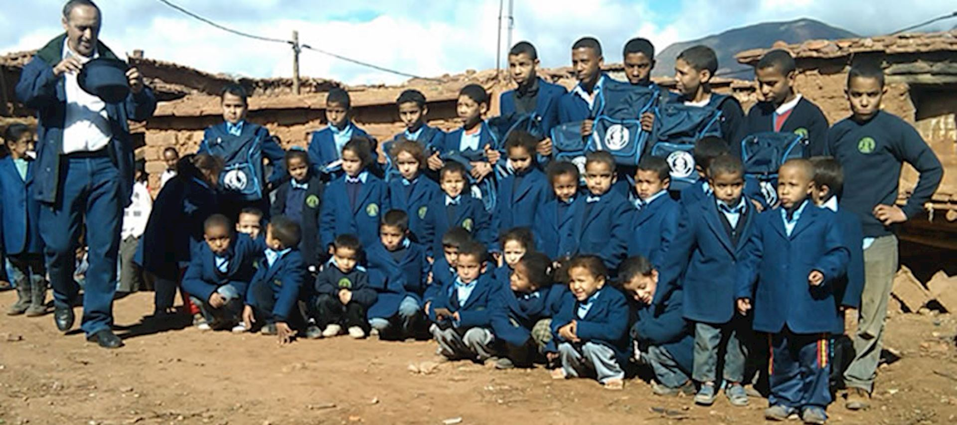 The Assafou Association aims to help both children and women to gain an education