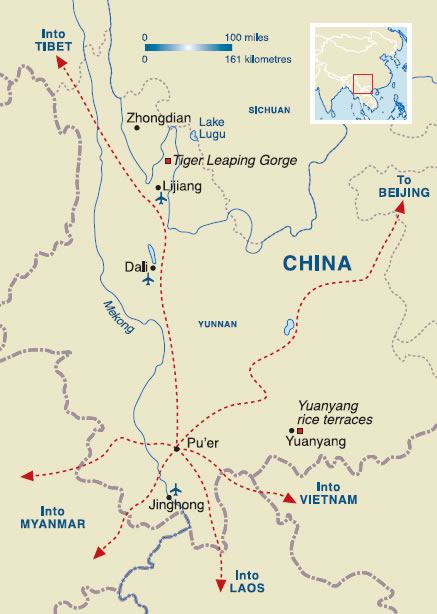 The Tea Horse Trail The Minorities Of Southwest China Audley Travel